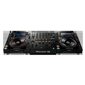 SLF audio verhuur Pioneer NXS 2 DJ Gear