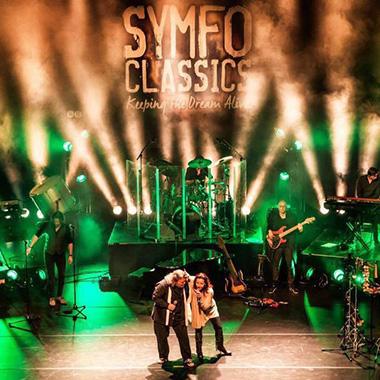 Symfo - Tour - Licht - Geluid