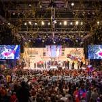 Stihl evenement - Licht - Geluid - TV Registratie