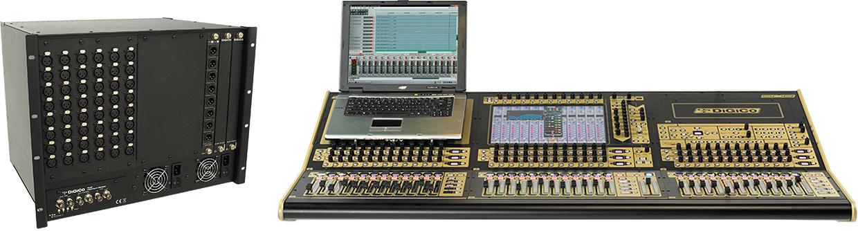 SLF audio / geluid verhuur / rental