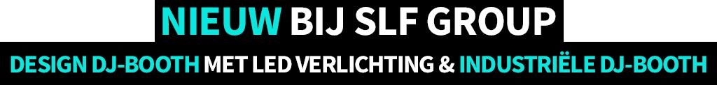 Nieuwe DJ Booths
